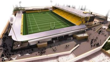 Cornwall Council votes to approve partial funding of stadium