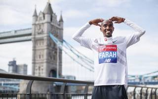 mo farah eyes record-breaking run at london marathon