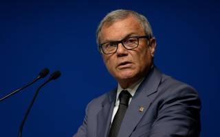 so long sir martin - did the wpp boss jump before he was pushed?