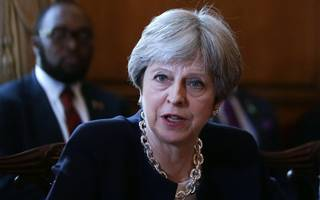 Theresa May has personally apologised to the Windrush generation