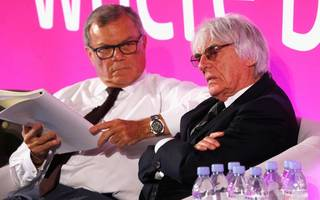 wpp delivered blow by ratings agency