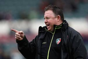 leicester tigers should have plenty of options when newcastle falcons visit welford road