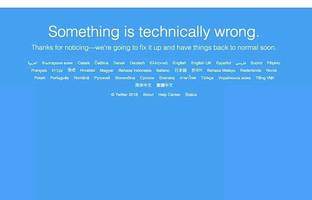 Twitter goes down across UK as social media users struggle to log on