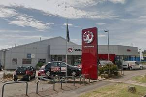 vauxhall to close a third of all dealerships