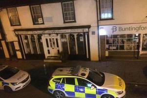 Plainclothes police officers deployed to Buntingford to tackle crime after four burglaries on the High Street