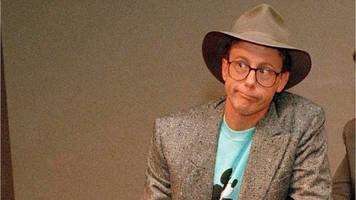 Quirky 'Night Court' actor Harry Anderson dies at age 65