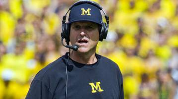 Former Michigan Football Player Tags Jim Harbaugh After Series of Threatening Tweets
