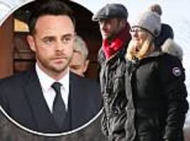 Ant McPartlin's mother, 61, 'vows to help her son sort himself out' after drink-drive guilty plea