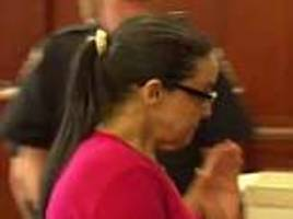 breaking news: jury finds nanny guilty in 2012 stabbing death of two kids, ages six and two