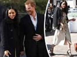 How Meghan Markle has gone from 'just Prince Harry's girlfriend'