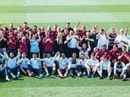 kyle walker pays tribute to whole team behind man city's title success