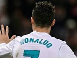 real madrid 1-1 athletic bilbao: cristiano ronaldo salvages point