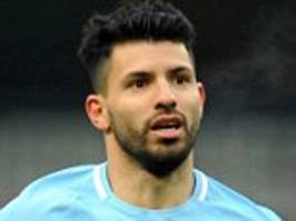 Sergio Aguero's father claims Manchester City striker could return before end of the season