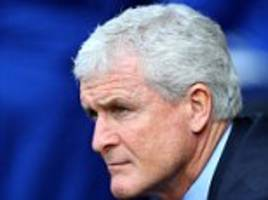 southampton boss mark hughes insists his side's precarious position will make them sharper