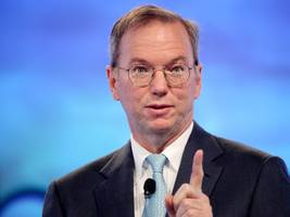 eric schmidt is purposely being kept in the dark about google's push to win a $10 billion cloud deal away from amazon (goog, googl)