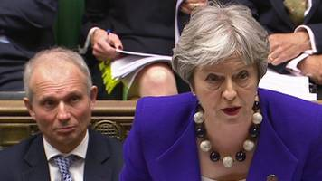 pmqs: corbyn asks may about windrush landing cards