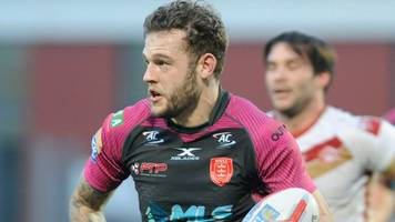 thomas minns: hull kingston rovers centre says fails drugs test 'could cost me my career'