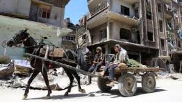 US says chemical arms inspectors still have not entered site of Syrian attack