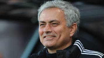 bournemouth 0-2 man utd: jose mourinho pleased with 'comfortable' win at bournemouth