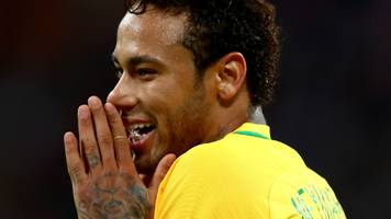 neymar hoping for world cup return after recovery from broken foot