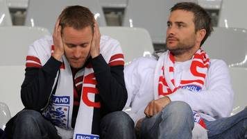 apathy or anxiety - why are fewer england fans going to russia?