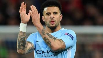 Man City want to be one of Premier League's greatest teams - Kyle Walker