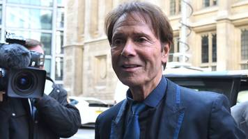 cliff richard: bbc report sparked conspiracy theories, lawyer says