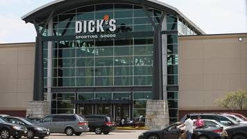 dick's sporting goods will destroy its unsold assault-style firearms