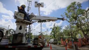 The Entire Island Of Puerto Rico Just Lost Power Again