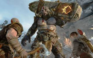 god of war review: a brutal and epic ps4 action-adventure
