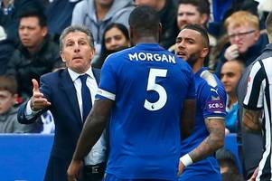 claude puel reveals transfer plans for leicester city title-winning stars