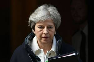 theresa may furiously hits back claims she was callous to windrush generation