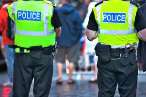 humberside police are holding a recruitment drive for budding police officers