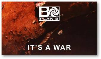 listen: plan b - 'it's a war'