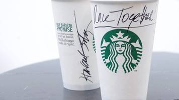 Starbucks' tortured relationship with race