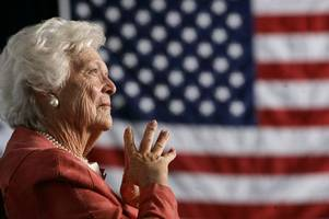 barbara bush dead as former us first lady passes away aged 92