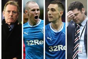 blundering rangers chief dave king should have axed graeme murty not kenny miller and lee wallace - keith jackson