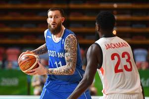 Proud Rutherglen basketball star reflects on Commonwealth Games 2018 experience with team Scotland