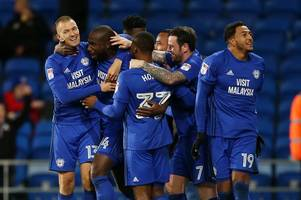 just one cardiff city star named in pfa championship team of the year as three fulham players included