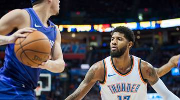 Paul George and Donovan Mitchell Will Play in Thunder-Jazz Game 2