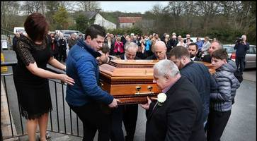 Big Tom's fans: 'It's the saddest day of our lives'