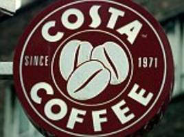 Costa coffee will launch a 'chatter and natter' table