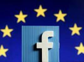 Facebook to change user terms, limiting effect of EU