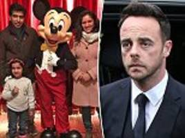 mother of girl who was taken to hospital after ant mcpartlin drink-drive crash backs troubled star