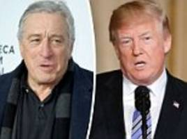 robert de niro hits out at trump at tribeca film festival