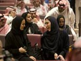 Saudi Arabia's first movie theatre opens with Black Panther showing