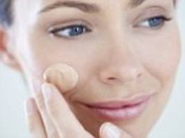take years off your face with just three products!