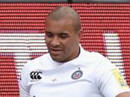 bath confirm jonathan joseph will miss england's tour of south africa