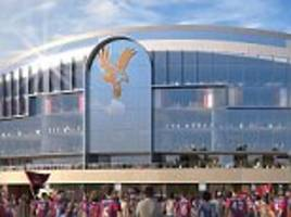 Crystal Palace given green light to proceed with stunning £100m redevelopment of Selhurst Park