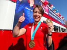 double winter olympic champion yarnold swaps the skeleton for strictly come dancing